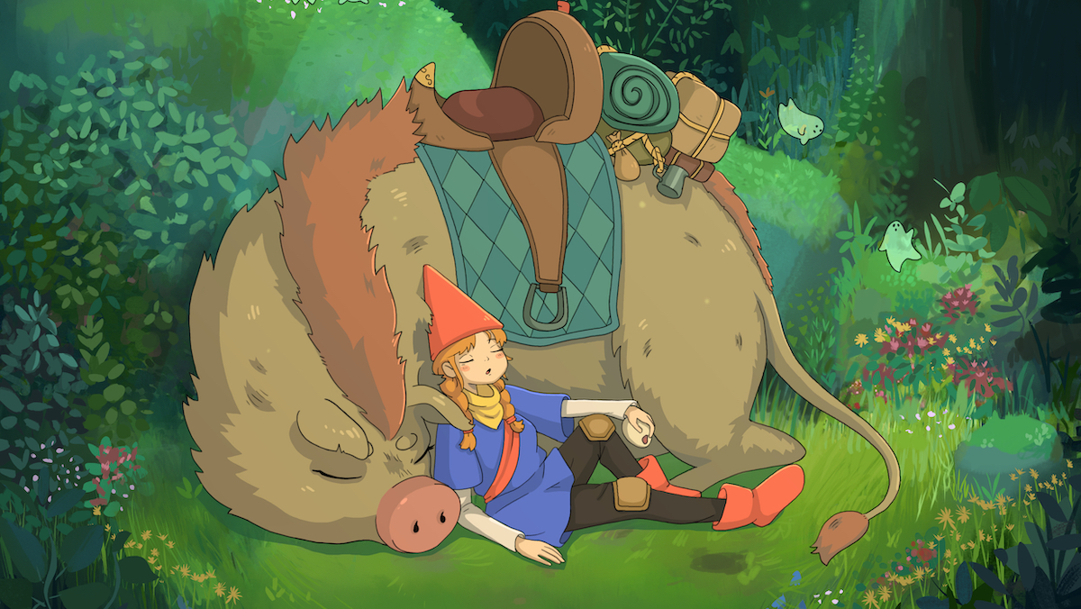 Studio Ghibli Meets DUNGEONS & DRAGONS in This Adventure Anthology - Nerdist