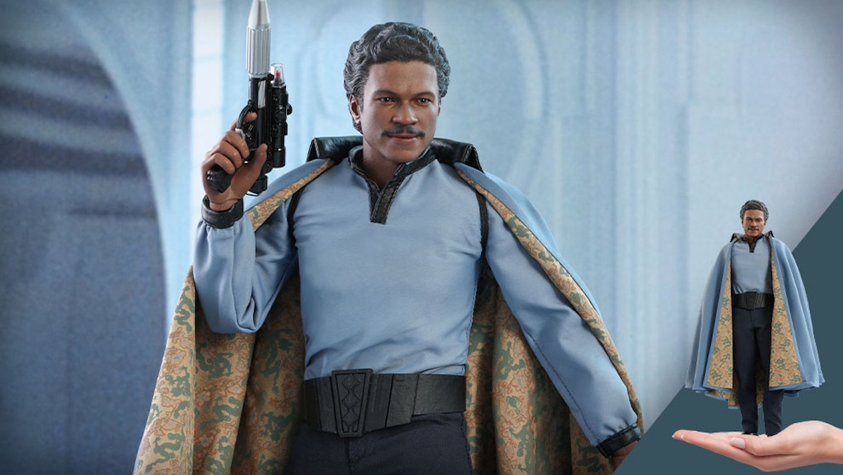 Lando Calrissian Gets a Stylish New 1/6th Scale Figure_1
