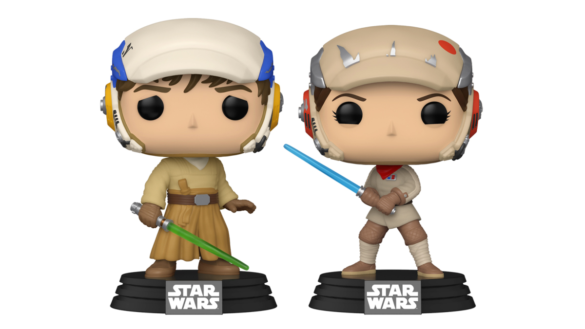 Luke and Leia in Jedi Training Gear are Latest Funko Exclusives_2