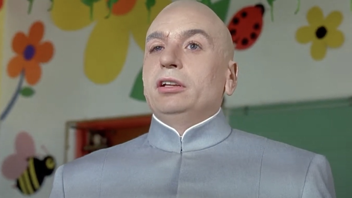 Acting Class Doesn't Recognize Student's Dr. Evil Speech_1