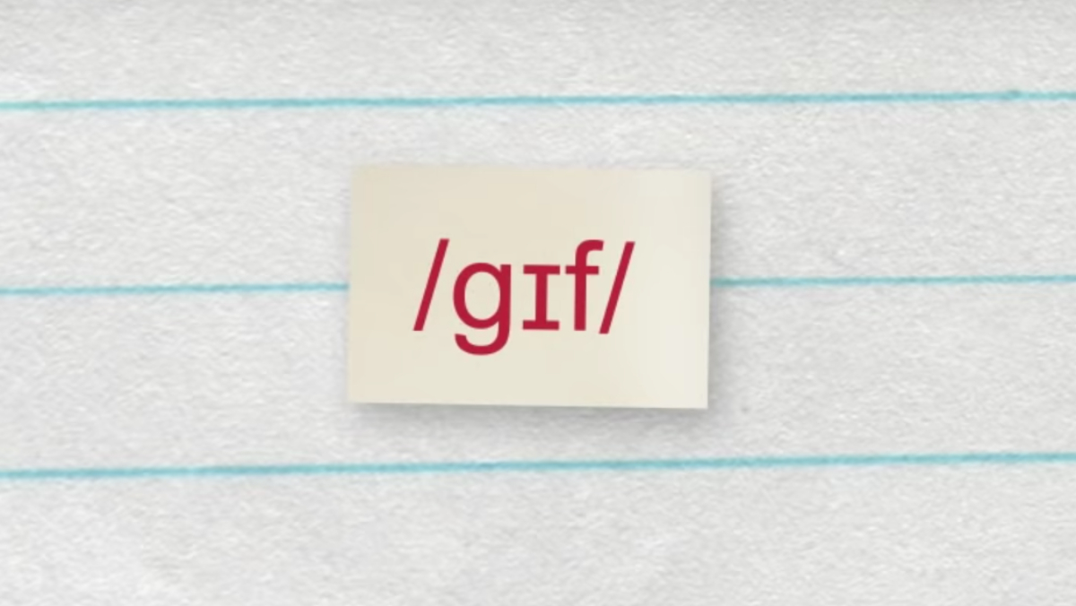 Why We Can't Stop Arguing About How to Pronounce GIF - Nerdist