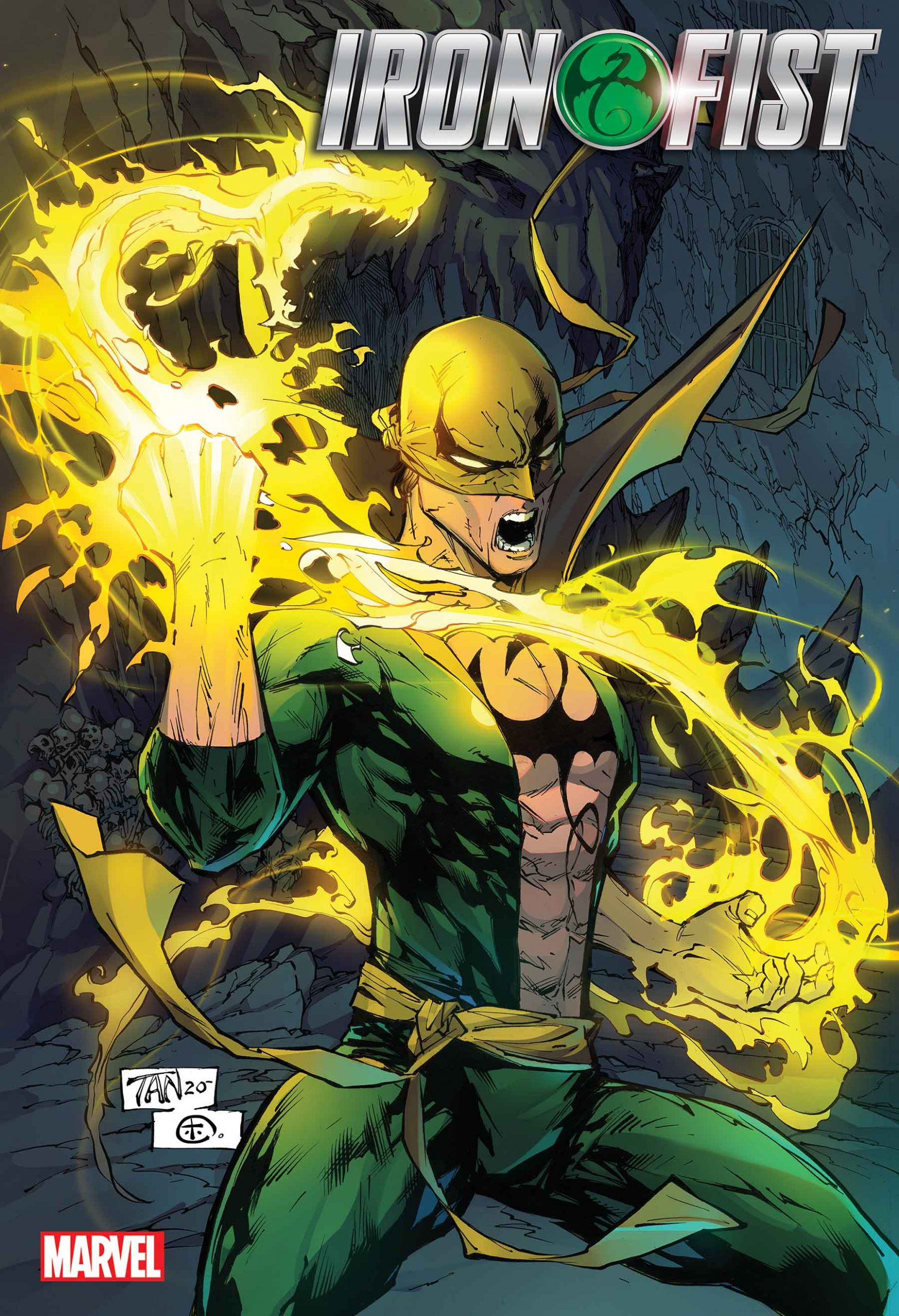 Iron Fist: Heart of the Dragon cover