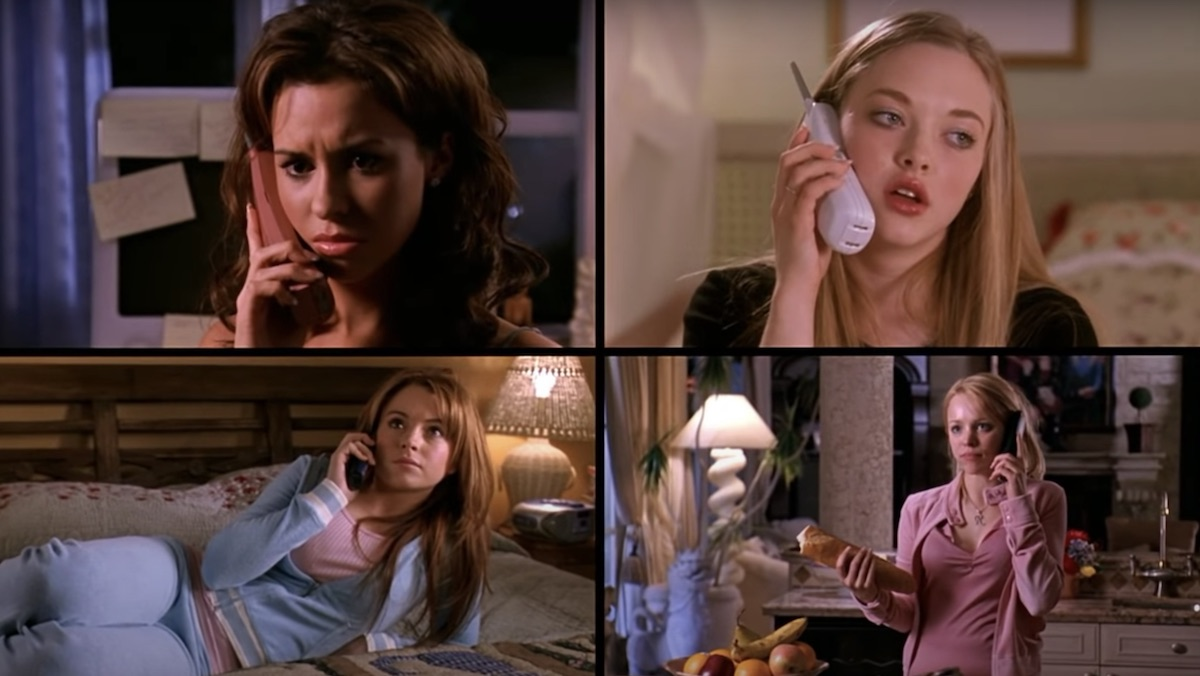 MEAN GIRLS Cast Recreates Phone Call for Virtual Reunion_1