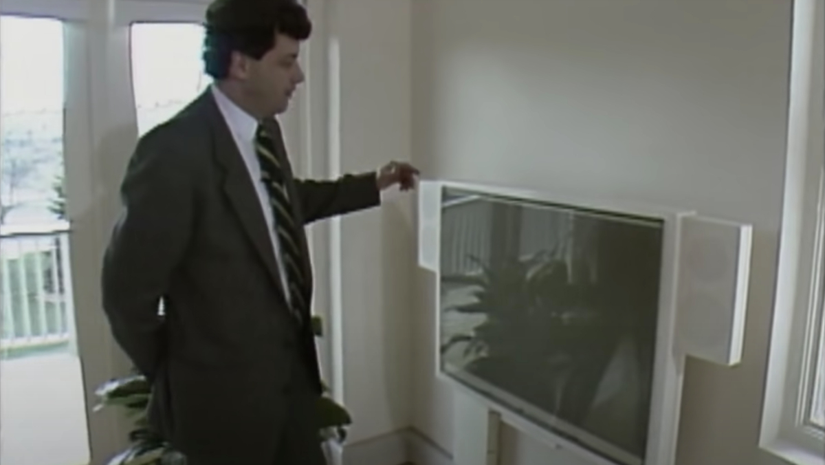 This futuristic smart home from 1989 perfectly predicted today's tech.