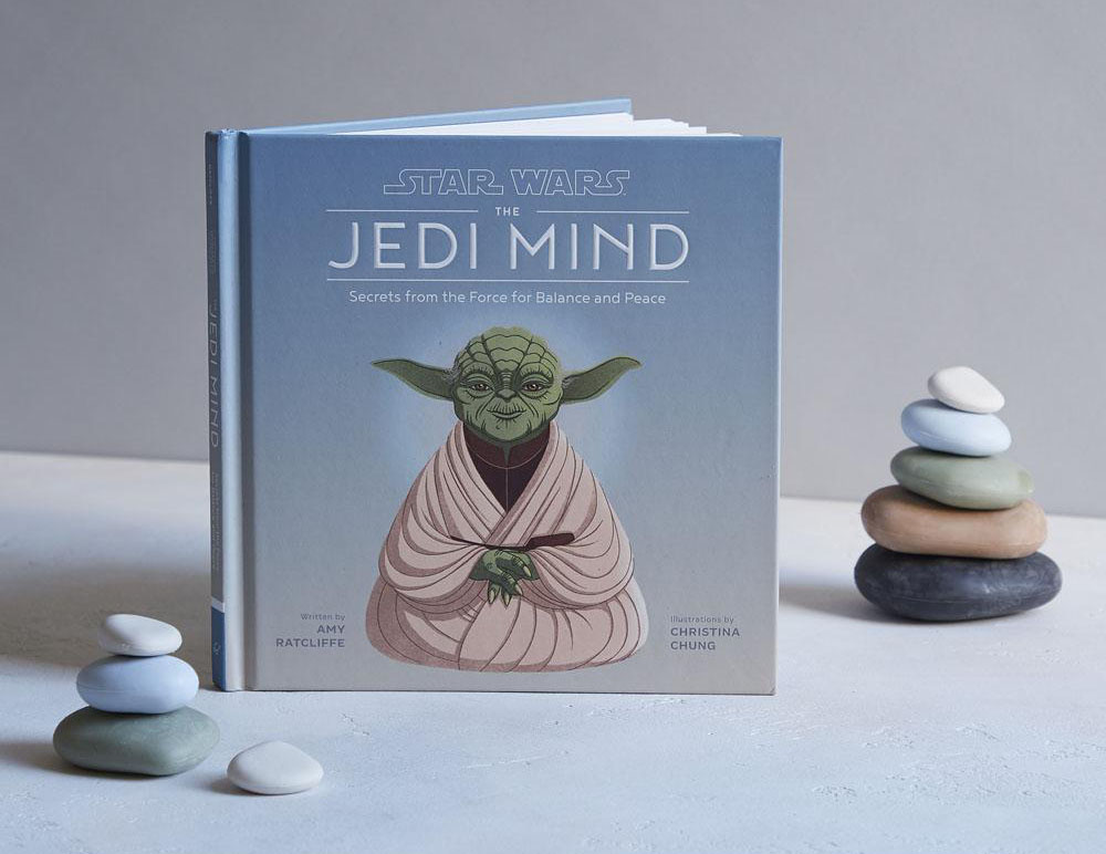 Star Wars: The Jedi Mind book