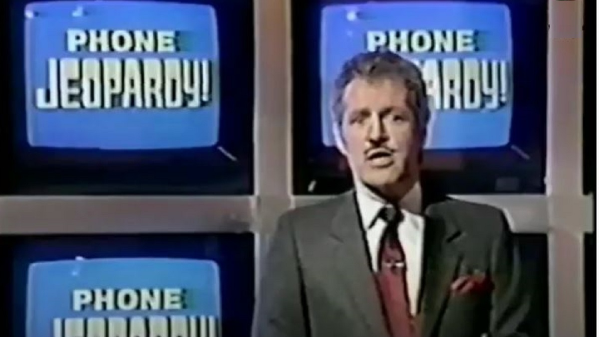 Alex Trebek Curses Up a Storm in Old JEOPARDY! Outtakes_1