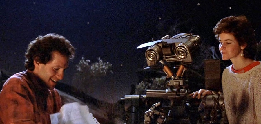 '80s Robot Comedy SHORT CIRCUIT Getting a New Remake_1