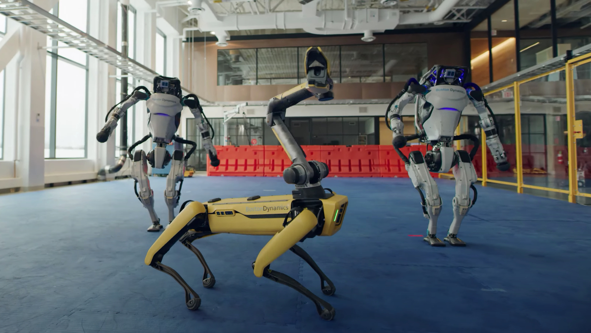 Boston Dynamics' Robots Put on Dance Show in New Music Video_1