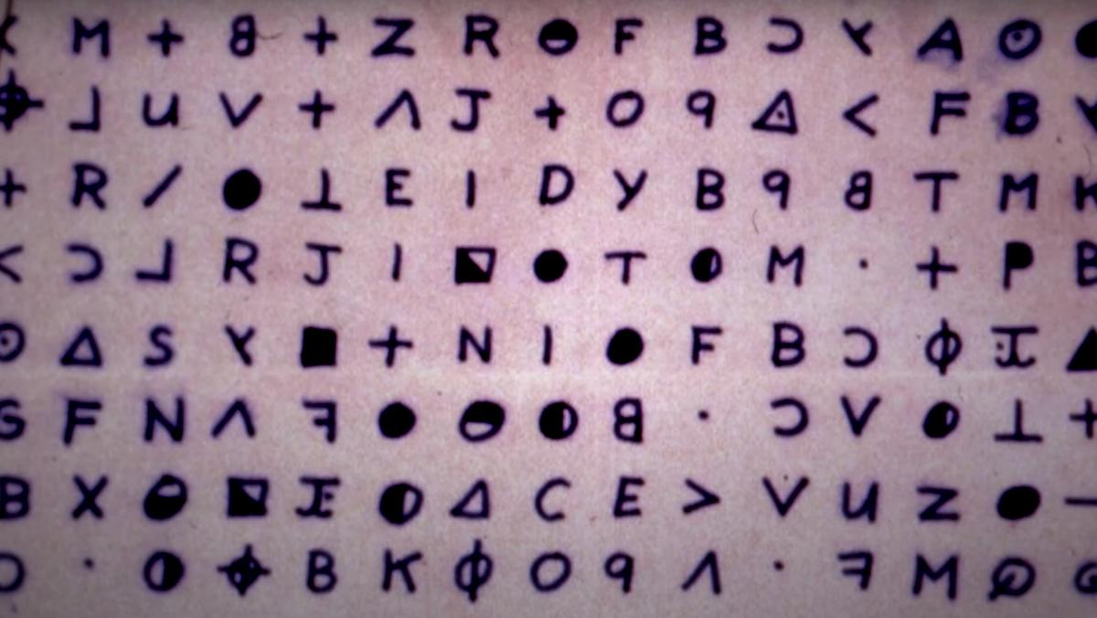 Zodiac Killer's 340-Character Cipher Solved After 51 Years - Nerdist