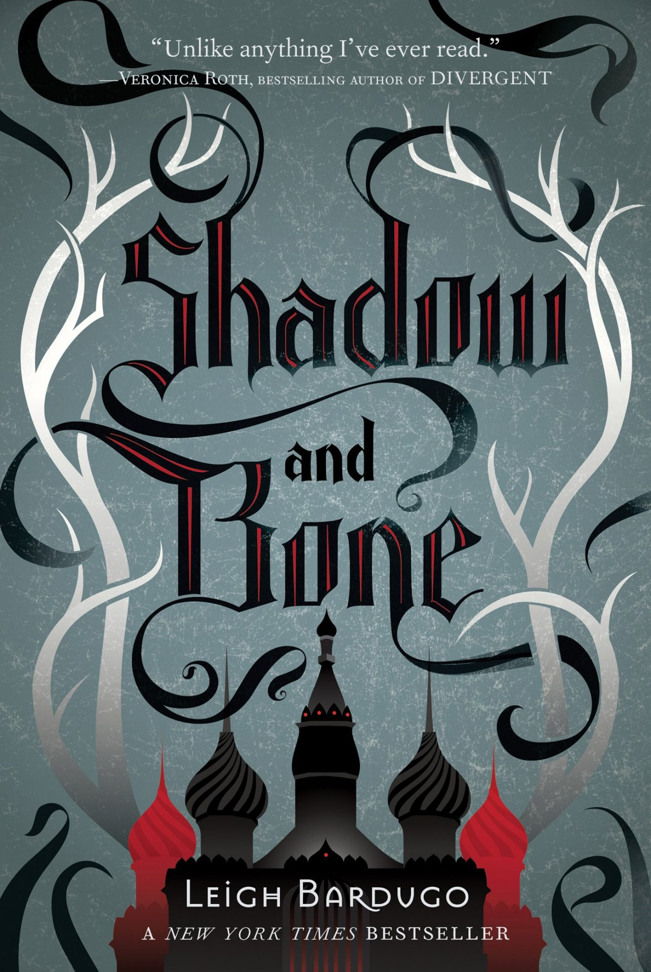 Shadow and Bone book cover