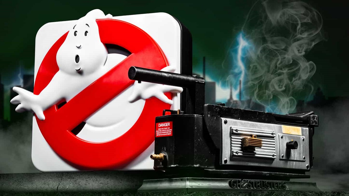 This GHOSTBUSTERS Incense Burner Is a Replica Ghost Trap - Nerdist