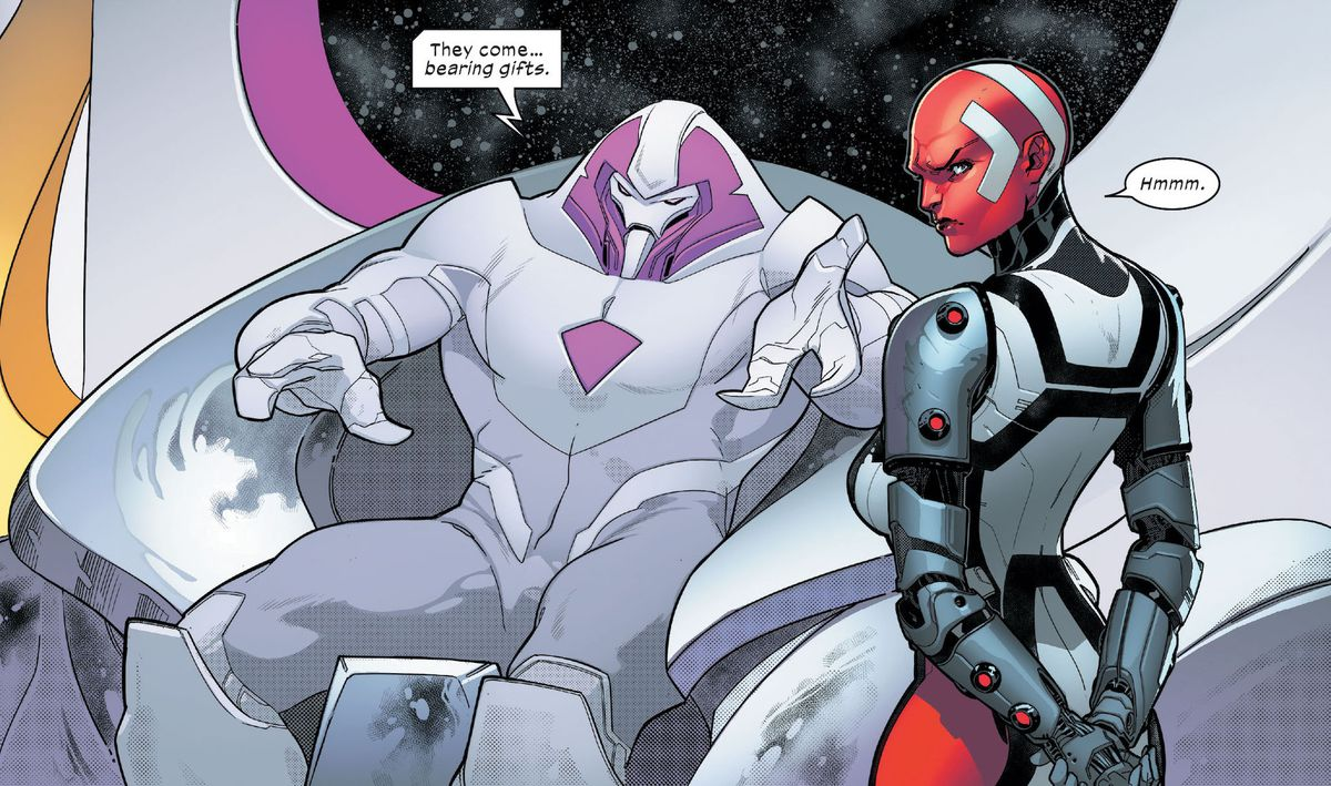 Could WANDAVISION Just Have Introduced X-MEN'S Sentinels?_2