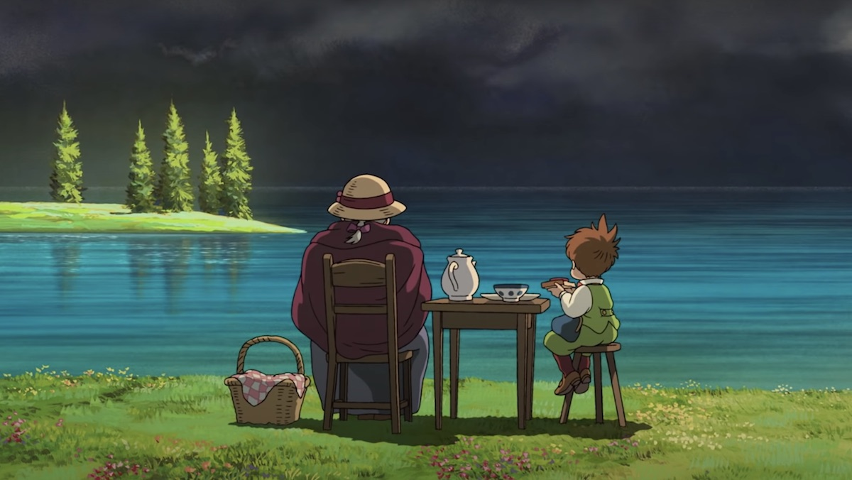 Relax With a Montage of Studio Ghibli's Most Serene Scenes_1