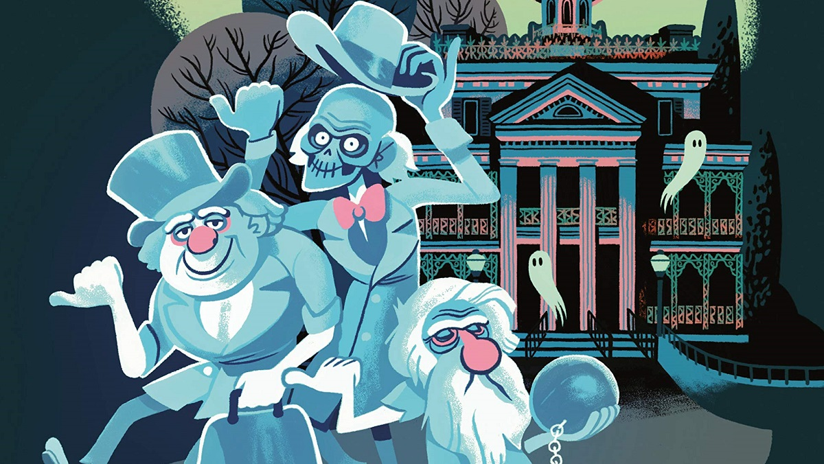THE HAUNTED MANSION Is Getting Its Own Little Golden Book - Nerdist