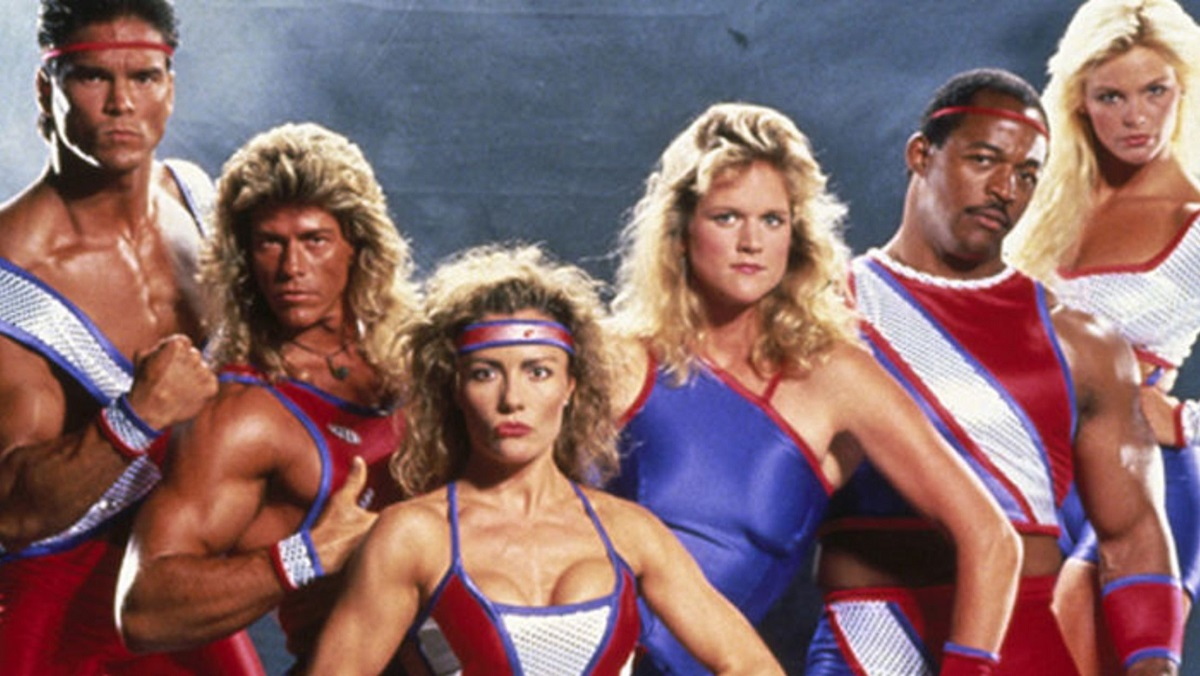 The performers of the iconic 90s syndicated competition series American Gladiators.