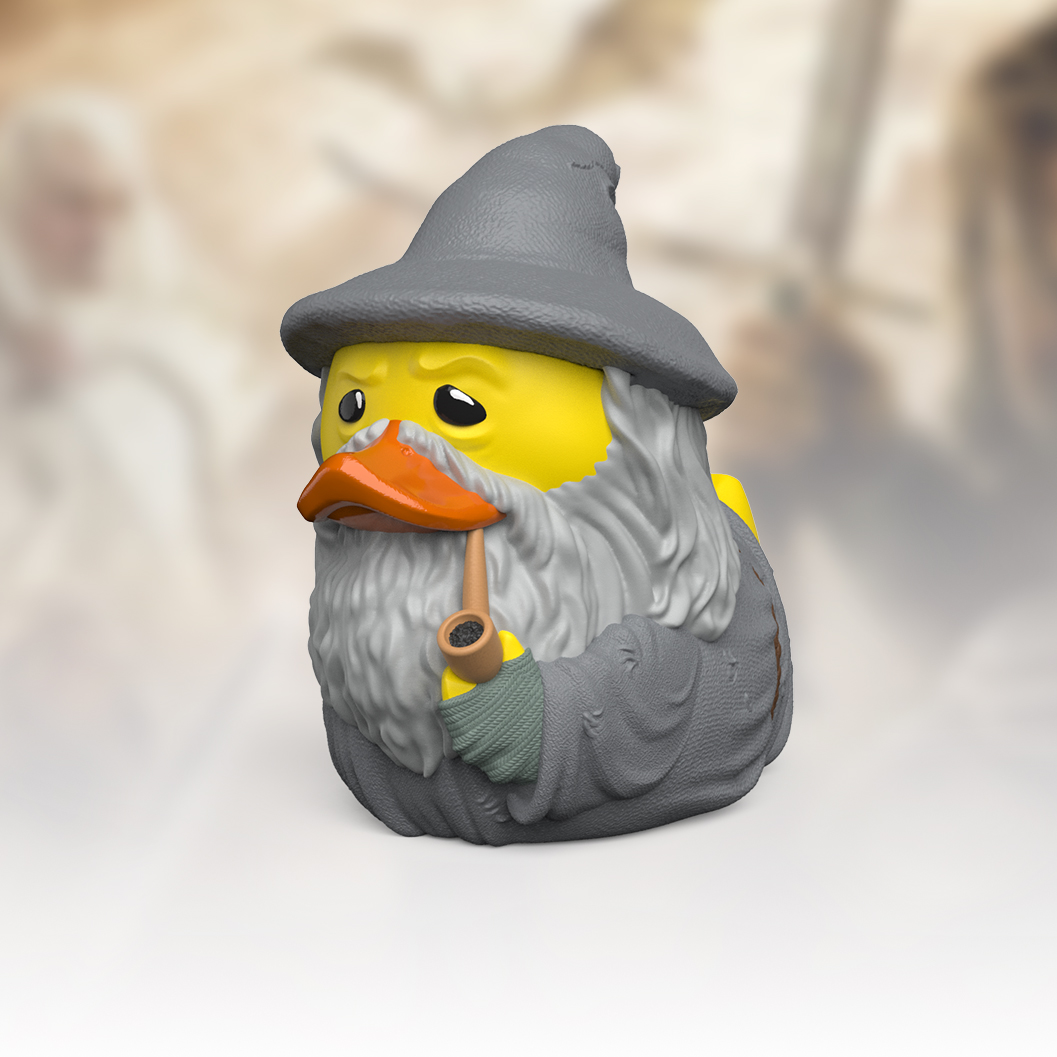Gimli, Galadriel, and More Join LORD OF THE RINGS Rubber Duckies_22