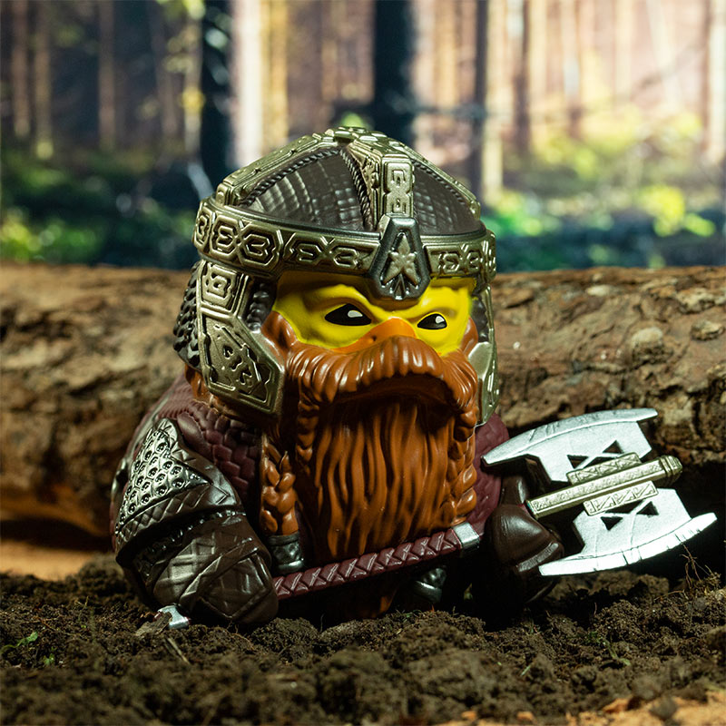 Gimli, Galadriel, and More Join LORD OF THE RINGS Rubber Duckies_14