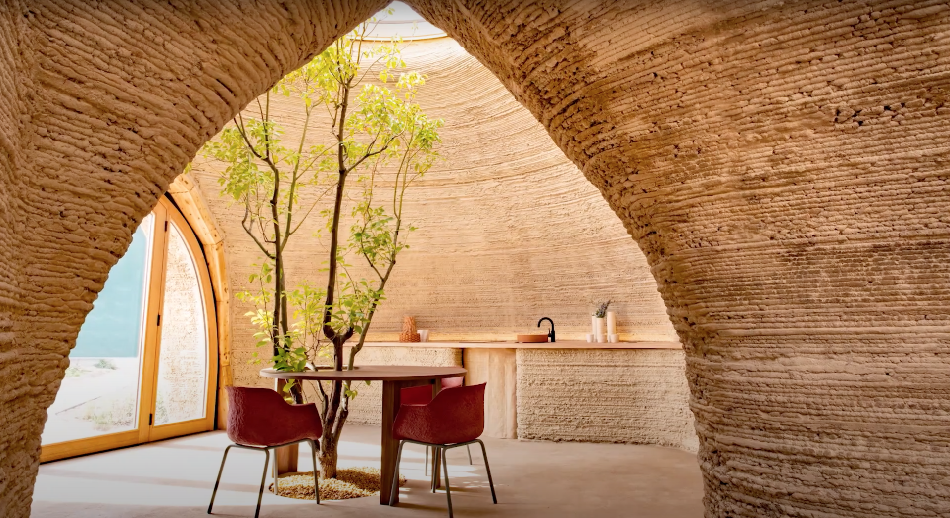 New 3D-Printed Home Looks Like Lars Homestead from STAR WARS