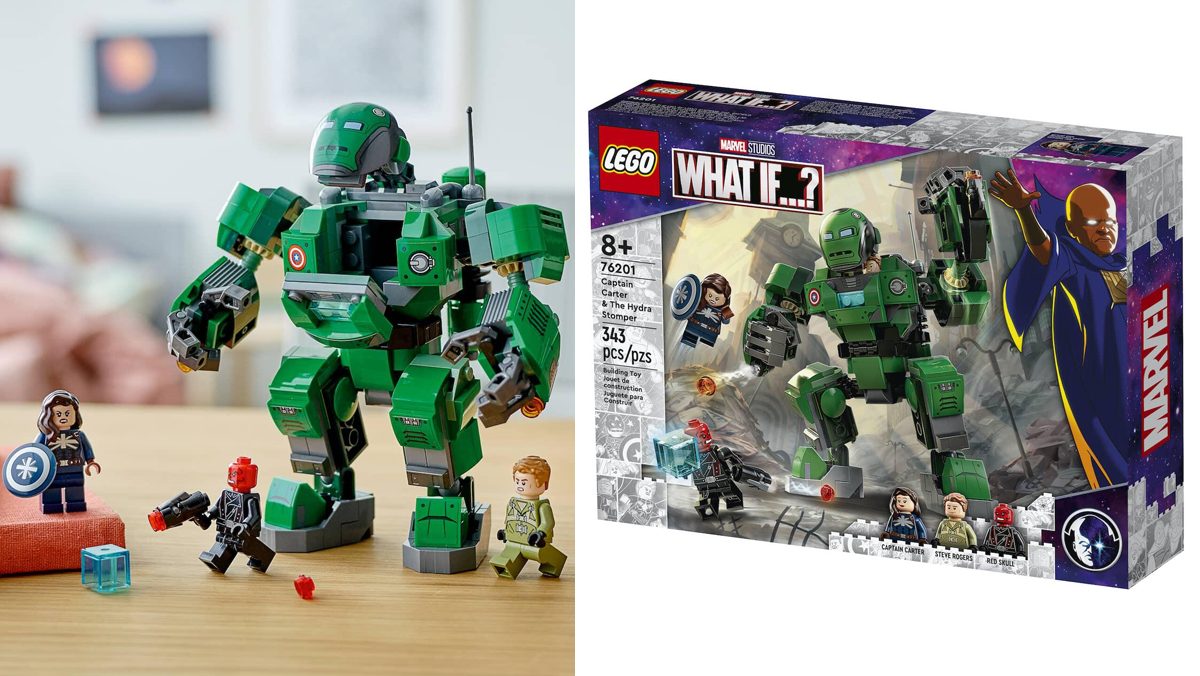 The new LEGO What If...? set.