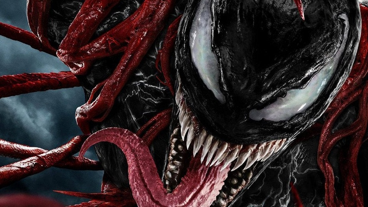 Venom: Let There Be Carnage promotional image.